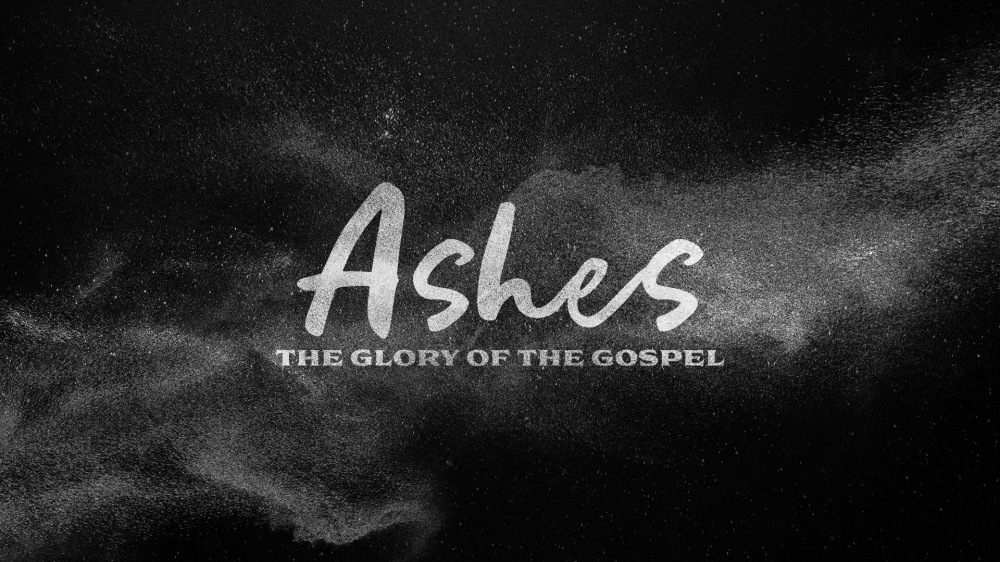 ASHES - The Glory of the Gospel